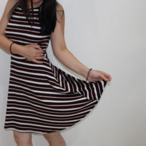 Mossimo Striped Dress Size Small
